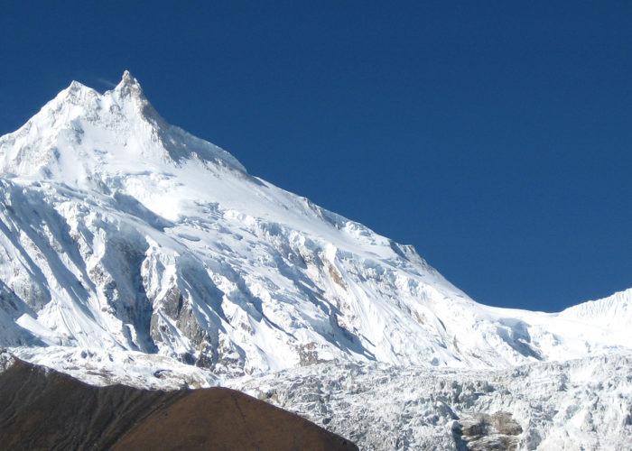 Mt. Manasalu.